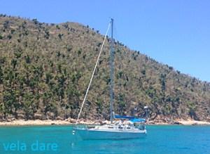AnegadaVelaDare-1-300x219 British Virgin Islands karibik-caraibes  vela dare segeln reisen Karibik BVI British Virgin Islands Aluminium Boot