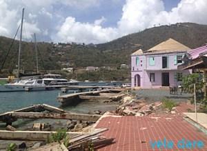 CharlotteAmalie-300x219 Entrée pénible aux USA caraibes-karibik  voyage voilier vela dare USVI USA naviguer caraibes
