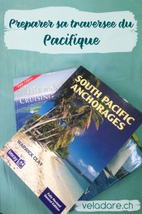 Lecture pour la traversée du Pacifique