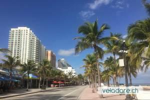 Fort Lauderdale Beach, Floride