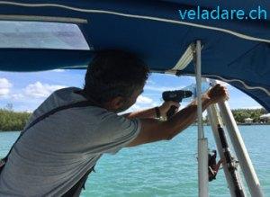 Arbeiten in die Abacos Inseln