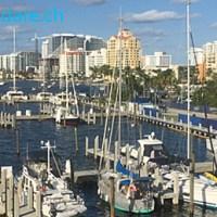 Florida, Seekühe und reiche Leute