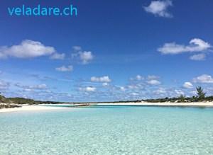 O'Brien Cay, Exuma, Bahamas