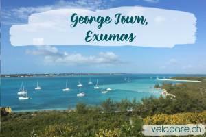 George Town, Exumas, Bahamas