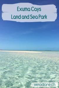 Exuma Land and Sea Park