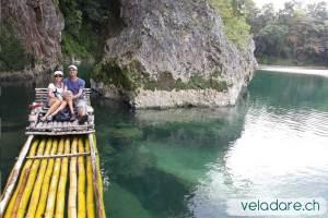River Rafting on Rio Grande, Jamaique