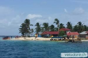 Urlauber in Lemmon Cays zum Ostern