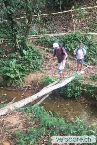 Wanderung am Rio Diablo