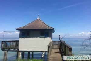 Maisonette le long du lac de Constance