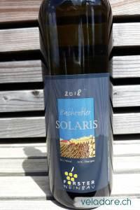 Solaris, une des spécialités de vins de Weinfelden