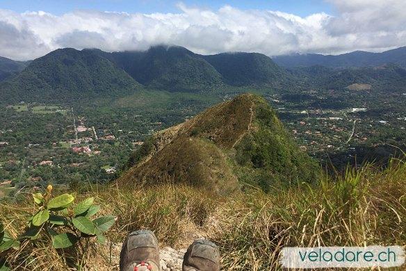 El Valle de Anton: die Stadt im Volkan