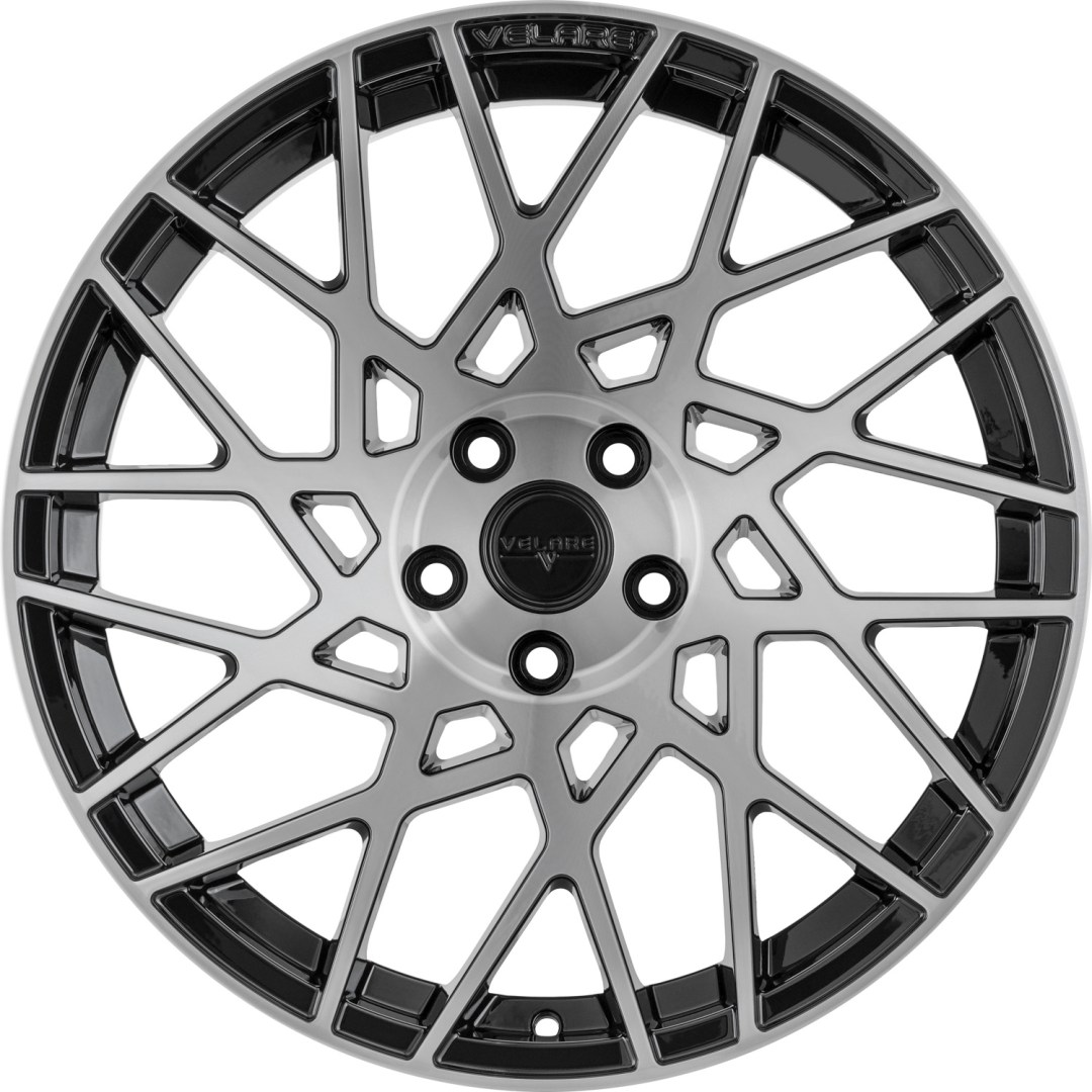 Velare VLR03 Onyx Black Machined Face 1