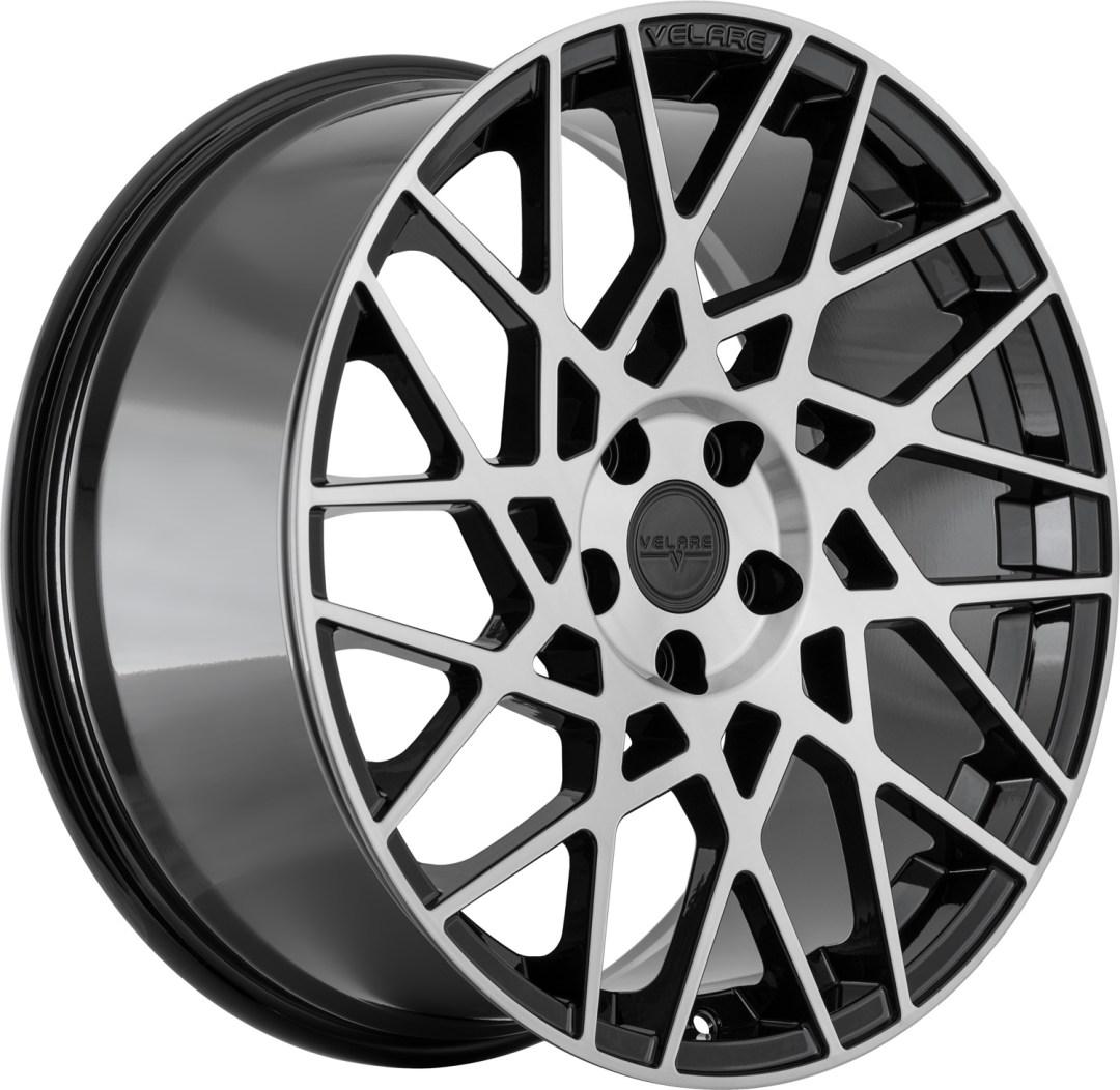 Velare VLR03 Onyx Black Machined Face 3