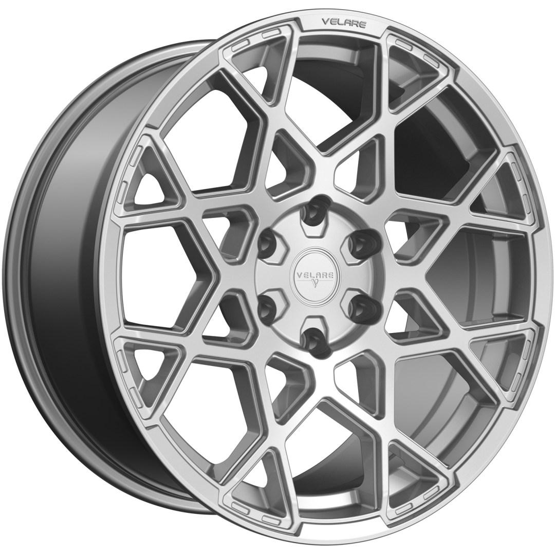 Velare VLR AT3 Iridium Silver 2