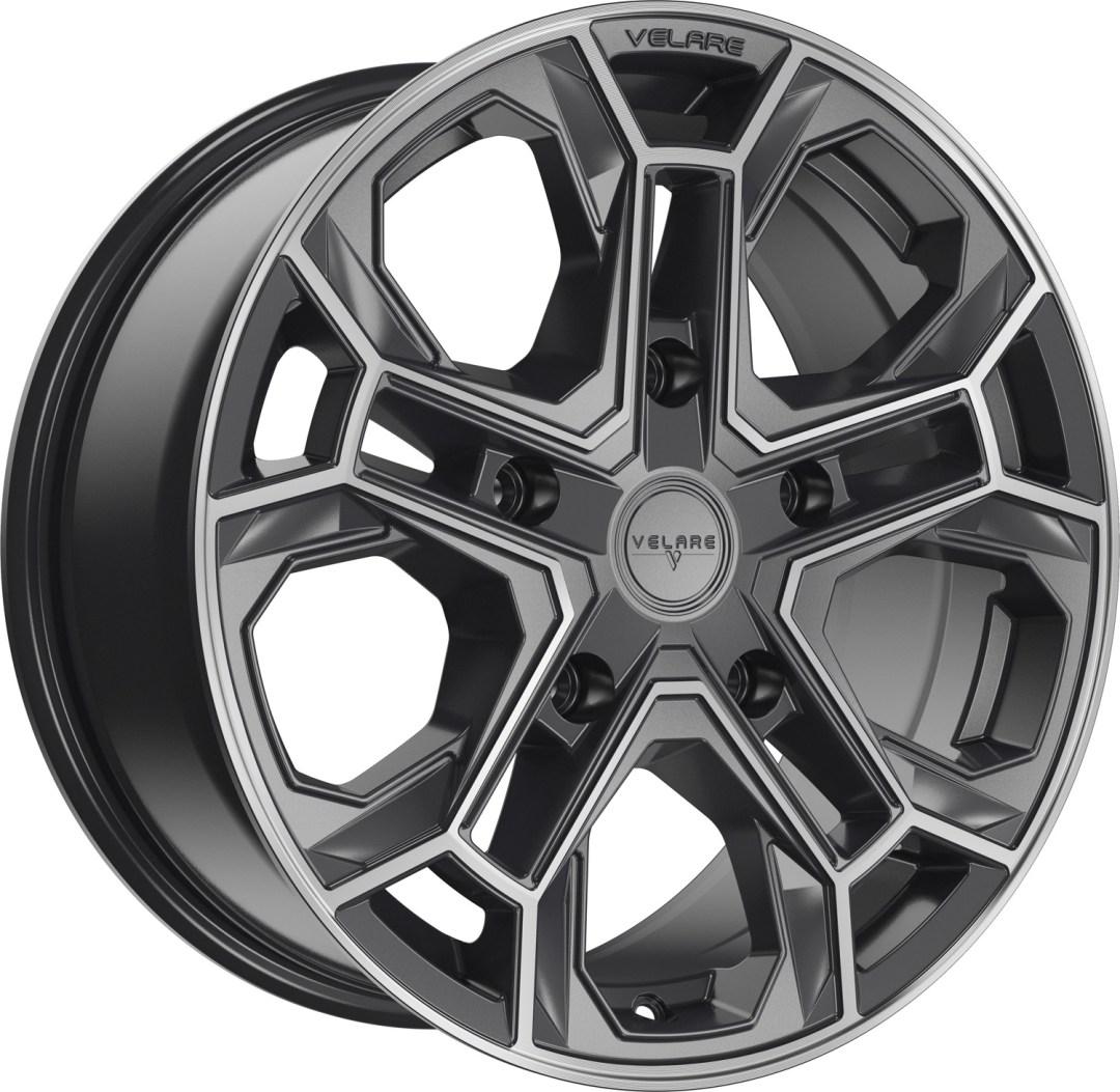 Velare VLR ST Platinum Grey Machined Face 2