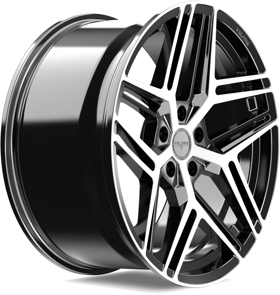 Velare VLR16 10j 20 Diamond Black Machined Face 3