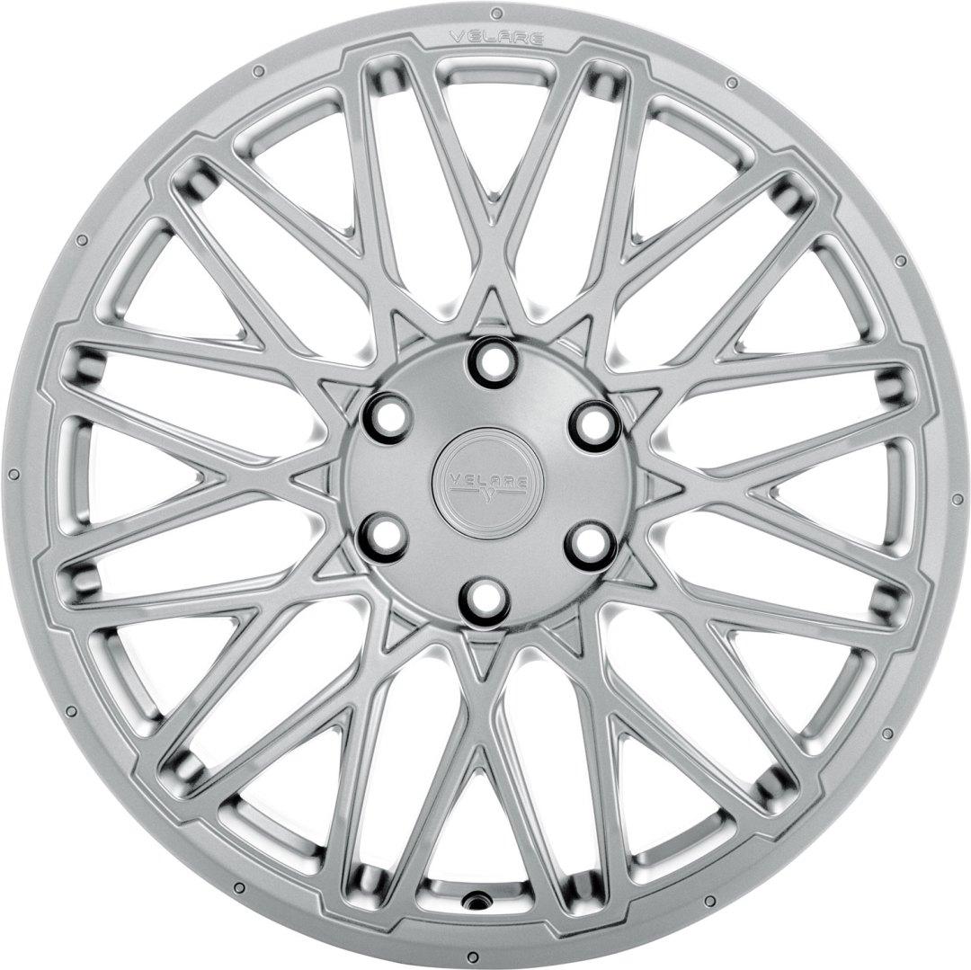 Velare Wheels VLR AT1 Iridium Silver 1