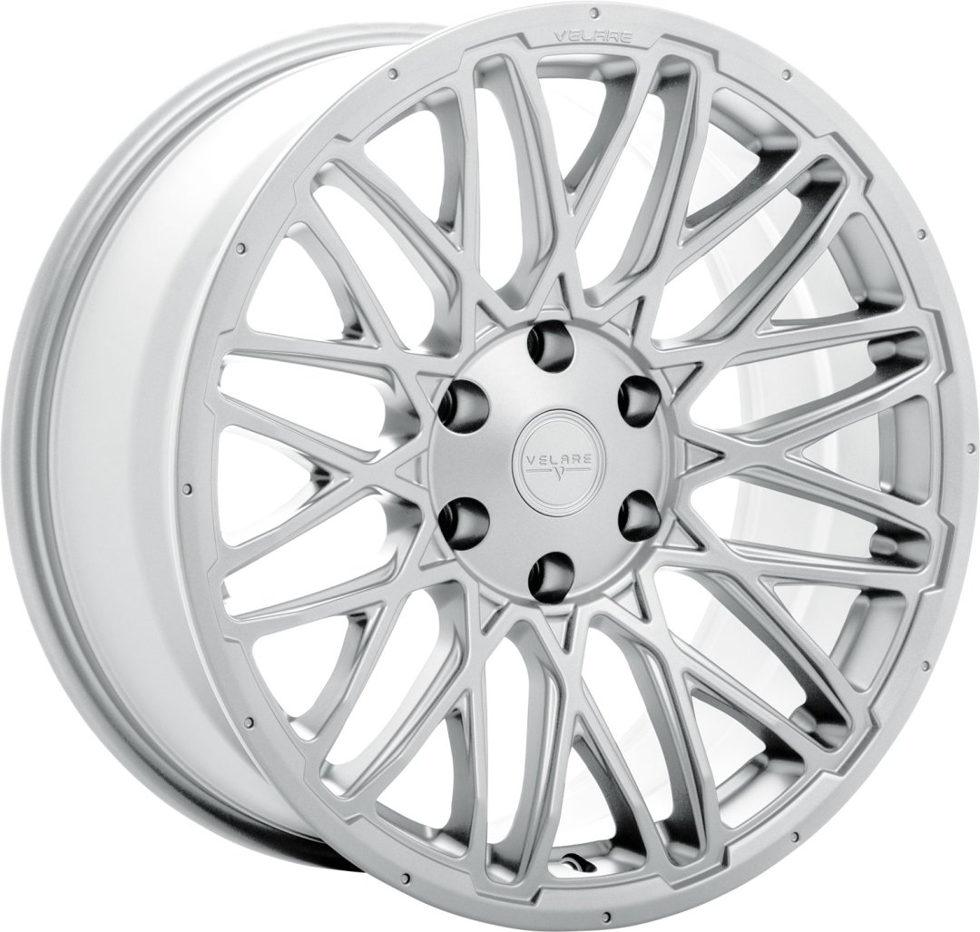 Velare Wheels VLR AT1 Iridium Silver 2