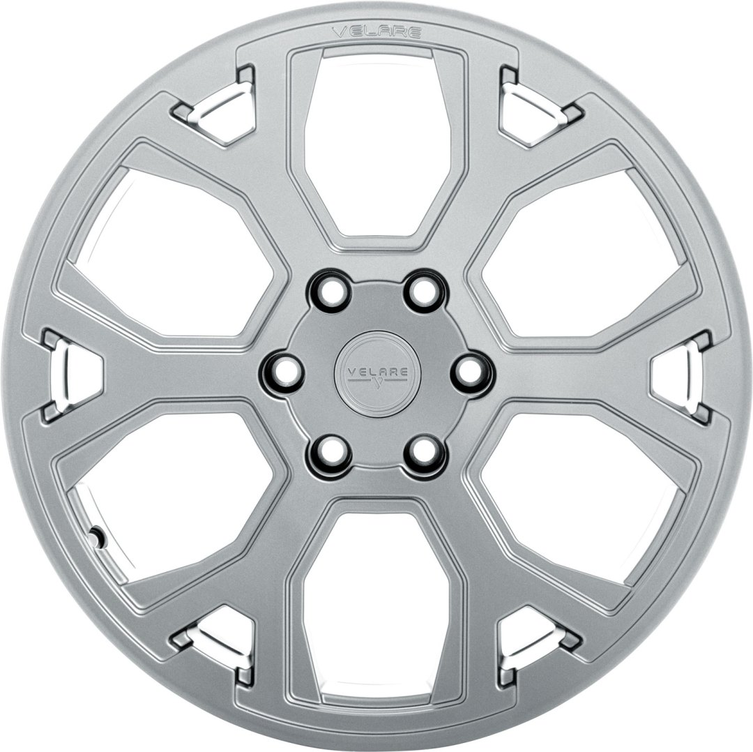 Velare Wheels VLR AT2 Iridium Silver 1