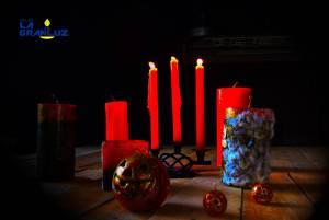Velas la Gran Luz - Línea de Halloween