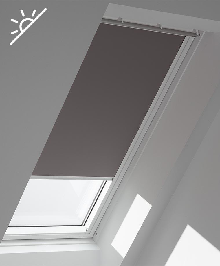 store occultant pour fenetre de toit