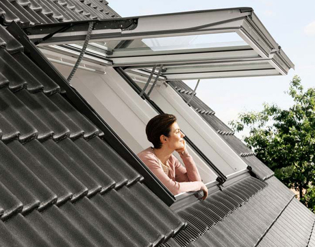 fenetres de toit velux velux france