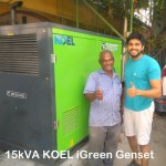 15 kVA Generator Price