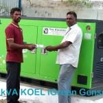 35kVA KOL iGreen Generator pricing