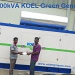 200kva generator prices