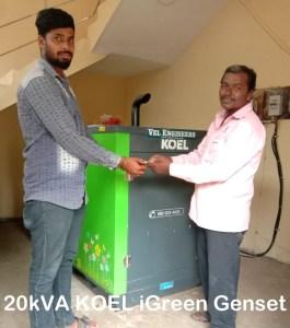 Mahindra generator dealers