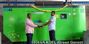 KOEL Green Generators