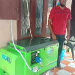 3.5kVA Portable Generator dealers