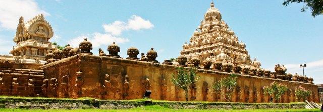 Places to visit in Kanchipuram