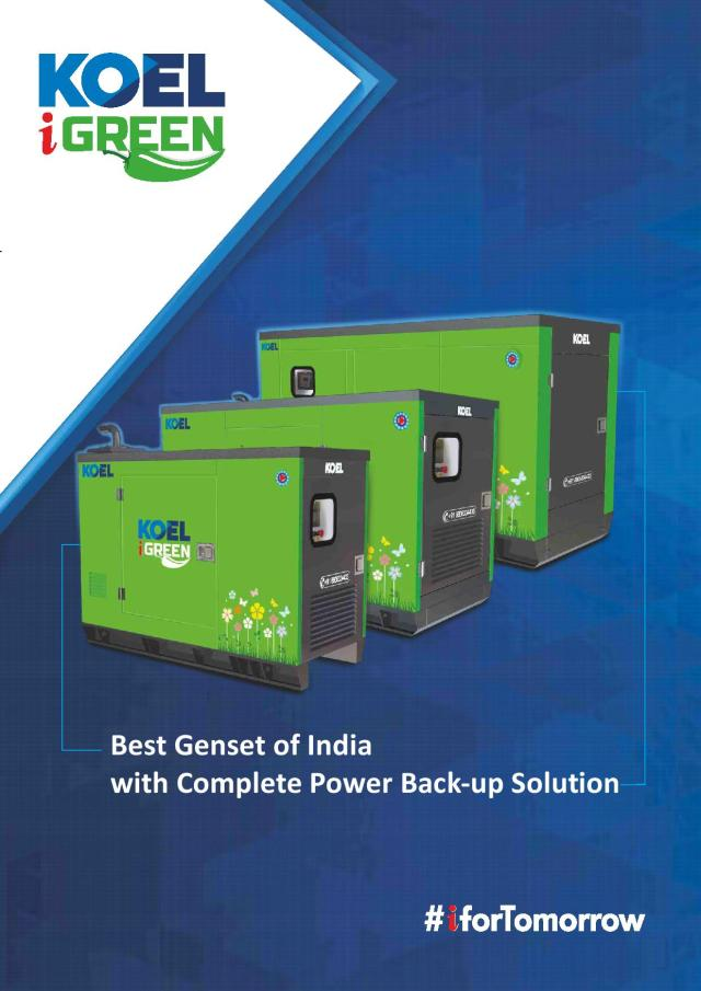 Genset Prices in Tiruvallur
