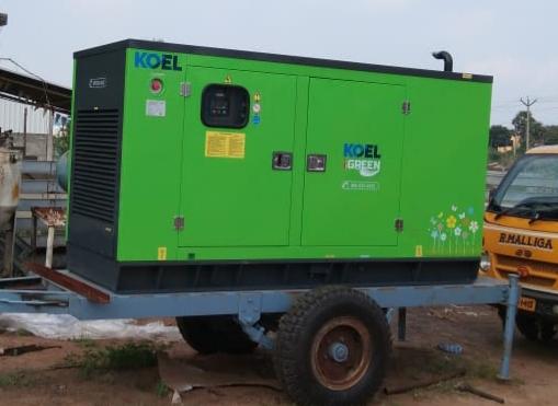 Trolley Mounted Generators in Chennai