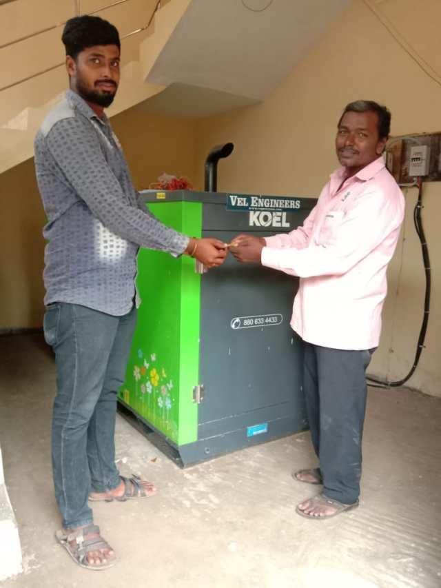 20kVA Genset Prices in Chennai
