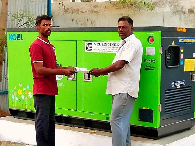 30kVA KOEL Green Generator Prices in Chennai