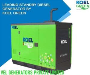 20kVA KOEL Green Generator Prices in Chennai