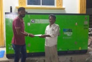 35kVA KOEL Green Generators