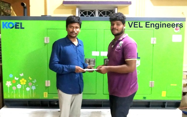 35kVA Genset Prices in Chennai
