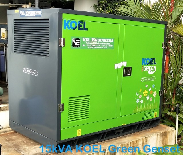 Generator Price List In Chennai