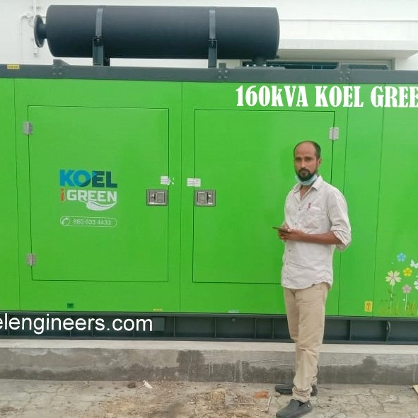 160kVA KOEL Green Gesnet Price in Chennai