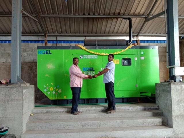 160kVA Generator Price in Chennai