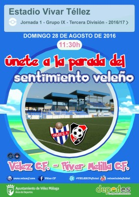 CARTEL vs RIVER MELILLA X3 2 wp