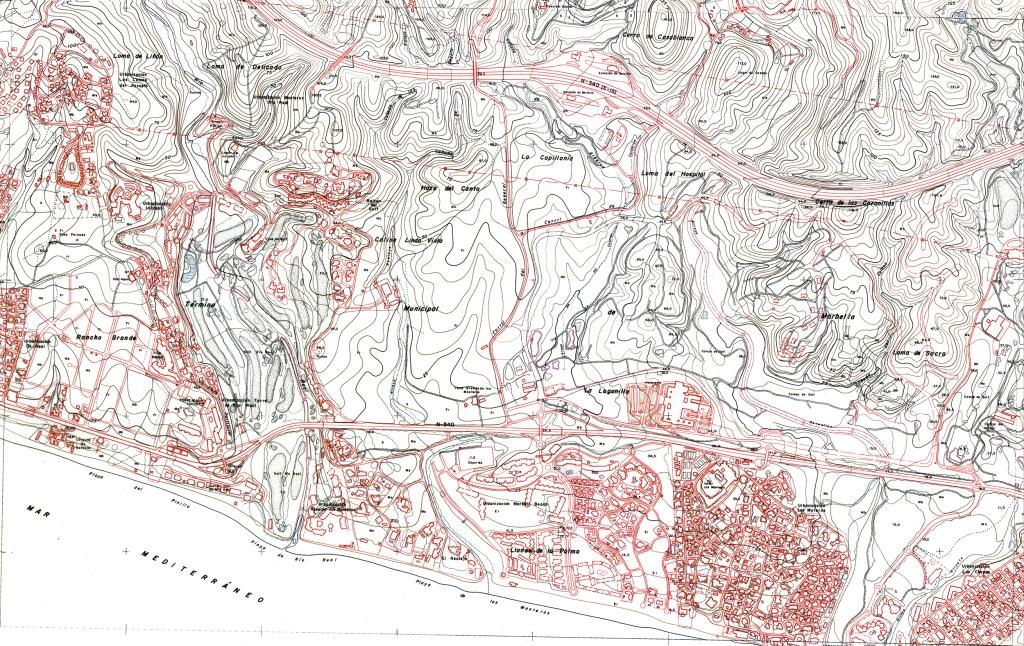 topografo malaga
