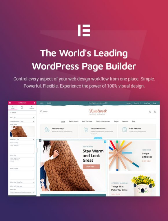 Kunstwerk - Handycraft Marketplace WordPress Theme - 5