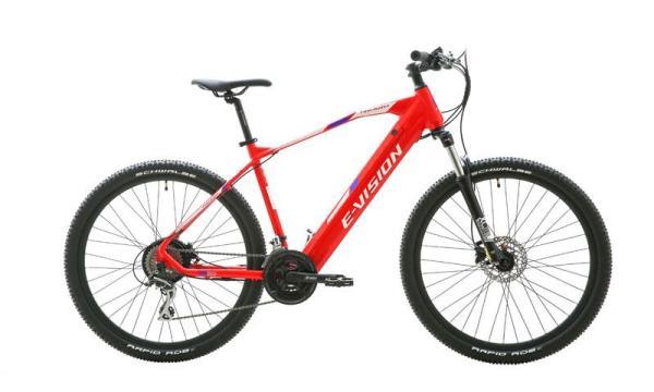 "vélo E-Vision TOURMALET 27,5"""