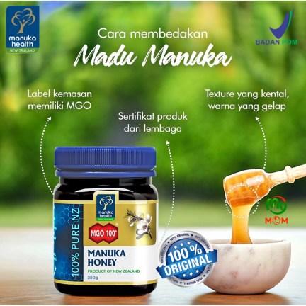 Manuka Health Honey untuk Wajah