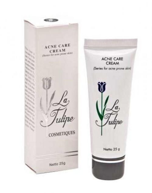 La Tulipe Acne Care Cream femaledaily