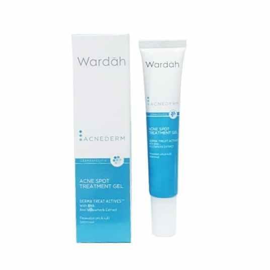 Wardah Acne Treatment Gel Tokopedia